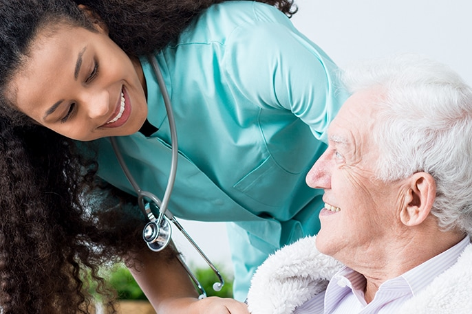 Informationen für Pflegekräfte