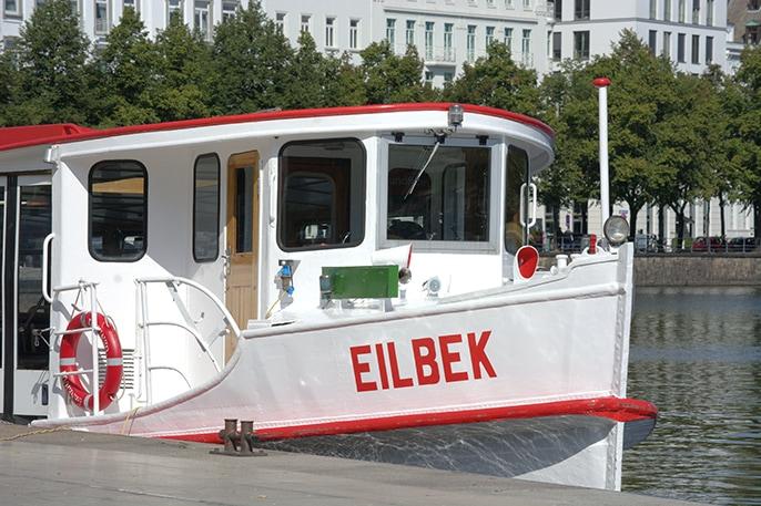 Private Pflege in Hamburg an der Alster